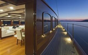 Luxury Sailing Gulets in Turkey