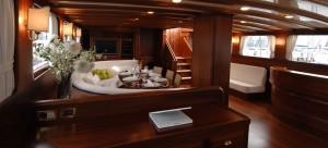 Luxury Motor Sailor