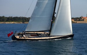 Sailing yacht charter in Bodrum