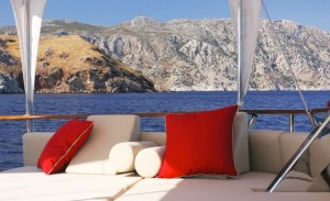 mega yacht charter contact