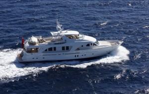 Motor Yacht Charte