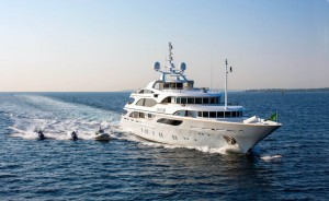 large yacht charter