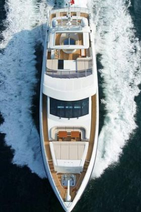 megayachts in Turkey